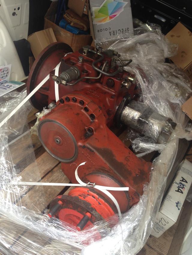 Гидравлика агрегат прибыл в ремонт