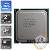 Процессор Intel Pentium Dual Core E5300 (2×2.60GHz/2Mb/s775) БУ