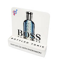 Мини парфюм с феромонами Hugo BOSS Bottled Tonik (Хьюго босс батл тоник) 5 мл