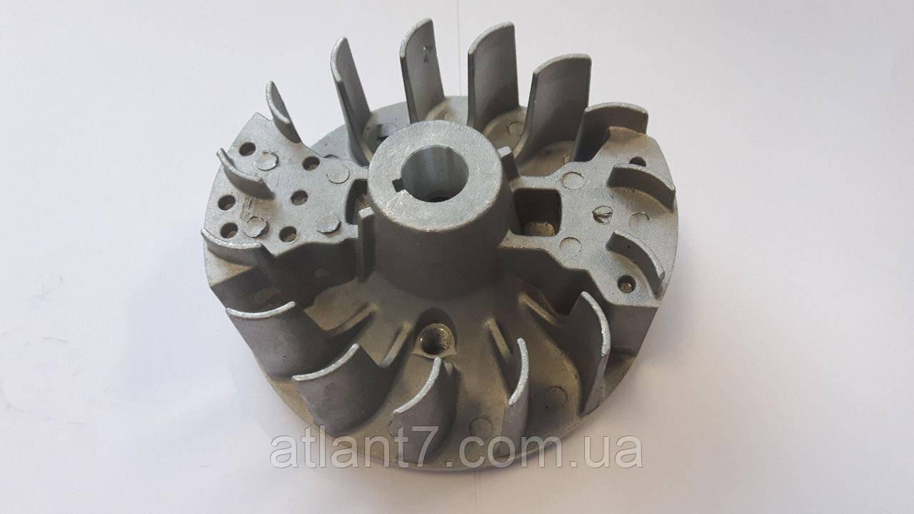 Маховик бензокосы 36 мм