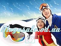 Маска горнолыжная/лыжные очки Spyder Energy: 3 цвета