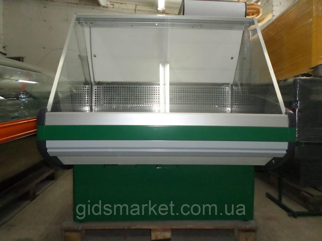 Холодильная витрина Crispi 1,2 м. бу., витрина гастрономическая б у.