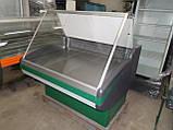 Холодильная витрина Crispi 1,2 м. бу., витрина гастрономическая б у., фото 2