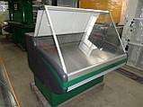 Холодильная витрина Crispi 1,2 м. бу., витрина гастрономическая б у., фото 3