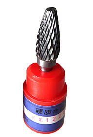 Головка FX0618 6 мм конус-пламя