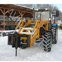 Гидромолот для трактора МТЗ