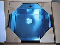 Мойка кухонная из нержавеющей стали AquaSanita  Luna 100N 51x54x20