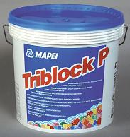 Трехкомпонентная эпоксидно-цементная грунтовка для влажных оснований TRIBLOCK P.5 кг.