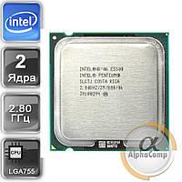 Процессор Intel Pentium Dual Core E5500 (2×2.80GHz/2Mb/s775) БУ