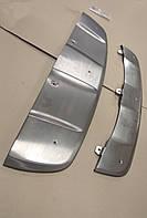 Накладки переднего и заднего бампера БМВ Х6 Е71