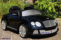 Детский Электромобиль Bentley BLACK