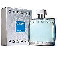 Мужская туалетная вода Azzaro Chrome 100 ml реплика