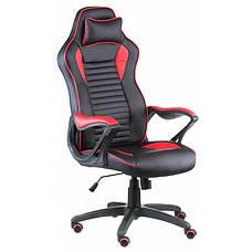 Кресло геймерское Special4You Nero Black/Red (Е4954), фото 2