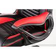 Кресло геймерское Special4You Nero Black/Red (Е4954), фото 4