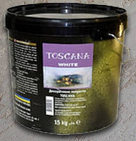 Эльф Декор Тoscana white  натуральное известковое покрытие, эффект бетона 5кг
