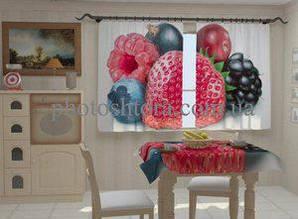 Фото штори для Кухні