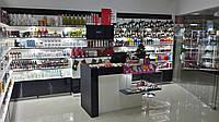 Торговое оборудование для магазина парфюмерии