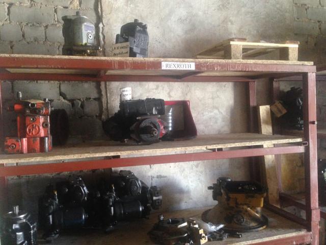 Гидро-Максимум складские помещение ремонтного участка