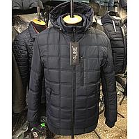 Мужская демисезонная куртка под резинку р 48-60, фото 1