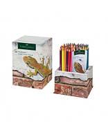 Акварельные карандаши Faber-Castell, Polychromos 68 цв., подарочная коробка