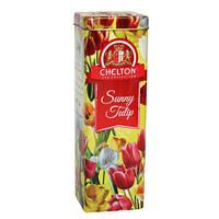 """Чай """"Chelton"""" Нежный Тюльпан, 80 г ж/б"""