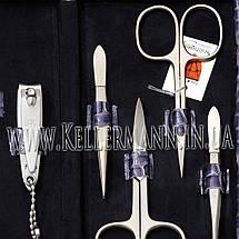 Маникюрный набор Kellermann 7706 F N-MATT из 7 предметов, фото 3