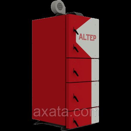 Котел на твердому паливі тривалого горіння Altep (Альтеп Дуо ЮНІ ПЛЮС) Duo UNI PLUS 75