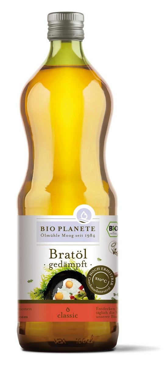 Масло для жарки и приготовления, Bio Planete, 1 л