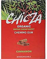 Органическая жевательная резинка (корица), Chicza, 30 гр