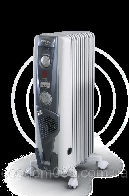 Масляный радиатор Tesy серия LB 2007 E04 TRV