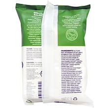 Очищающие влажные салфетки с экстрактами лаванды, огурца и пребиотиками *Avalon Organics (США)*