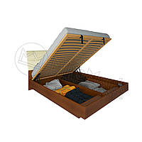 Кровать «Терра» 1,6 мягкая спинка с подъемником. Доставка по Украине. Гарантия качества