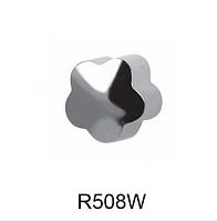 Серьги-иглы Формы STUDEX Цветочек (cеребро) 3мм  (медицинская сталь)