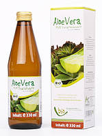 Органический сок алое 99,8 %, Medicura, 330 мл