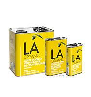 """Органическое оливковое масло Extra Vergine Original Suave, ТМ """"LA Organic"""" 0,5 л"""