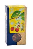 Органический чай фруктовый, Дикая вишня, Sonnentor, 100 гр