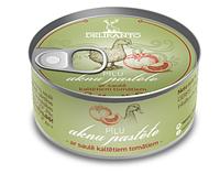"""Паштет из печени утки с высушенными на солнце помидорами """"Delikanto"""" 100 г"""