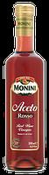 """Красный винный уксус ТМ """"Monini"""" 500 мл."""