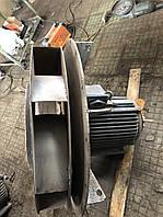 Колесо вентилятора АВМ 0,65 сушки барабанной