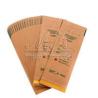 Крафт пакеты для стерилизации,100 шт 100*250 mm