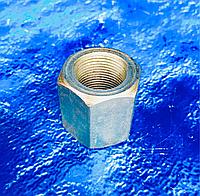 Гайка стремянки задней рессоры ЗИЛ-130, Камаз прицеп (усиленная) L-34/22*1,5.
