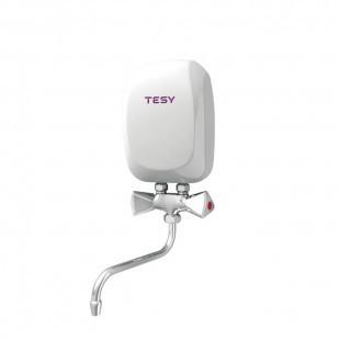 Колонка электрическая TESY со смесителем 5,0 кВт (IWH 50 X02 KI)
