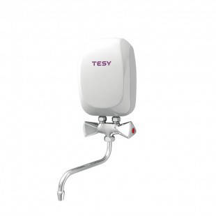 Колонка электрическая TESY со смесителем 5,0 кВт (IWH 50 X02 KI), фото 2