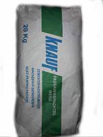 Цементная шпаклевка KNAUF Фасаденшпахтель 20кг (белый)