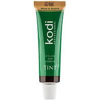 Краска для бровей и ресниц Kodi Professional Tint Brown 3, 15 мл коричневая
