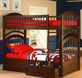 """Кровать двухъярусная детская """"Шейла"""""""