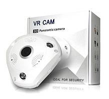 3D панорамна IP камера XPX 360 градусів, WI-FI, Full HD риб'ячий очей
