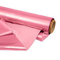 Полисилк  розовый 70см х 10м