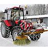 ЛОТКОВАЯ ЩЕТКА БЛ-900 для трактора МТЗ