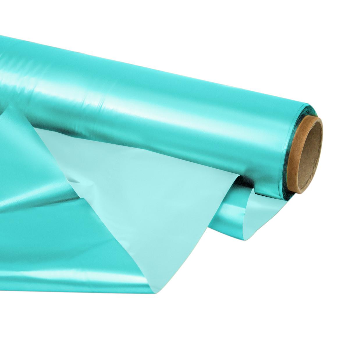Тонована матова плівка блакитна 70см х 10м